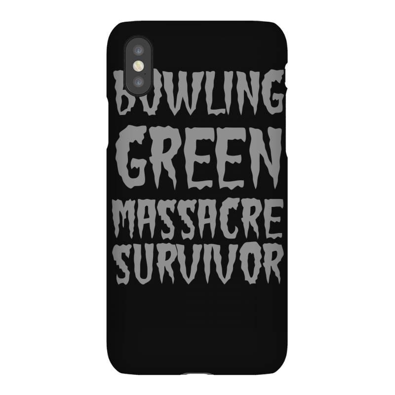 Bowling Green Massacre Survivor Iphonex Case   Artistshot