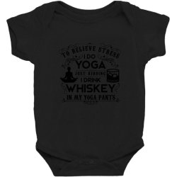Whiskey, drink, party Baby Bodysuit | Artistshot