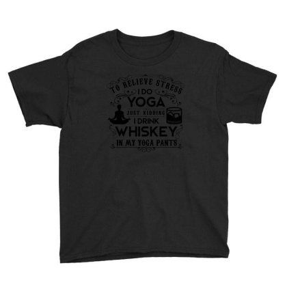 Whiskey, Drink, Party Youth Tee Designed By Cuser2870