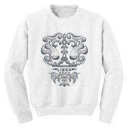 Libra Youth Sweatshirt | Artistshot