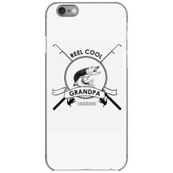Reel Cool Grandpa iPhone 6/6s Case | Artistshot