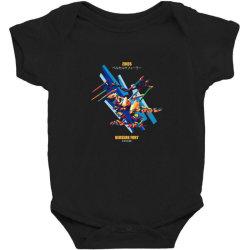 Berserk Fury Baby Bodysuit | Artistshot