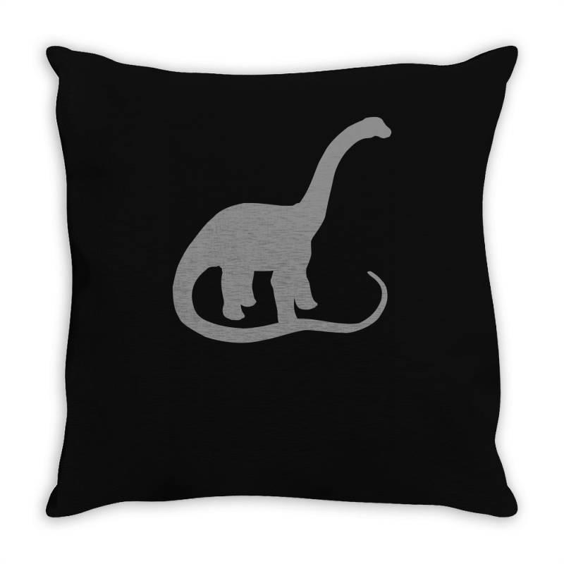 Brantosa Dinosaurs Throw Pillow   Artistshot
