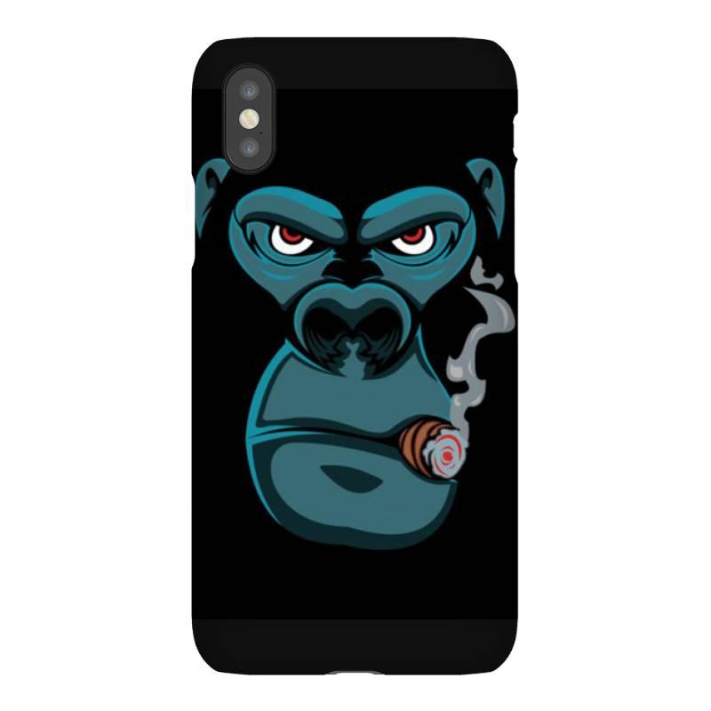 Angry Monkey Iphonex Case | Artistshot
