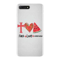 Faith Love Watermelon iPhone 7 Plus Case | Artistshot