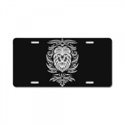 Leo License Plate | Artistshot