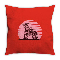 Motorcycles Throw Pillow | Artistshot