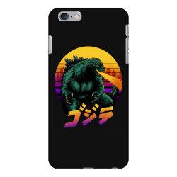 godzilla iPhone 6 Plus/6s Plus Case | Artistshot