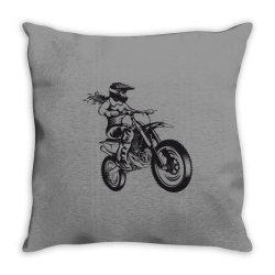 Motorcycles Throw Pillow | Artistshot