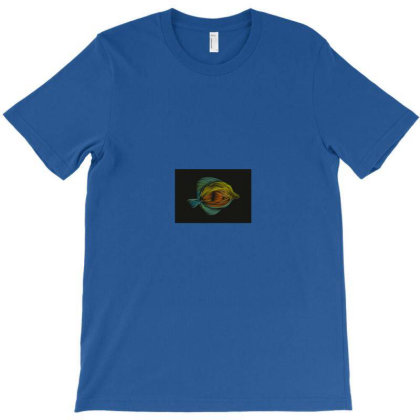 Exclusive Fish Vector Art T-shirt Designed By Chiks