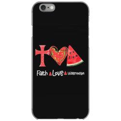 Faith Love Watermelon iPhone 6/6s Case | Artistshot