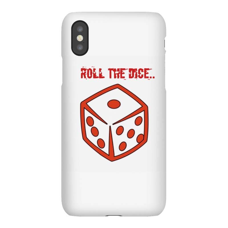 Roll The Dice Iphonex Case | Artistshot