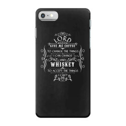 Whiskey, peat, malt iPhone 7 Case | Artistshot