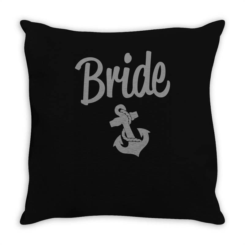 Bride Throw Pillow | Artistshot