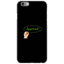 Approved iPhone 6/6s Case | Artistshot