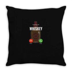 Whiskey, bourbon, whiskey collectors Throw Pillow | Artistshot
