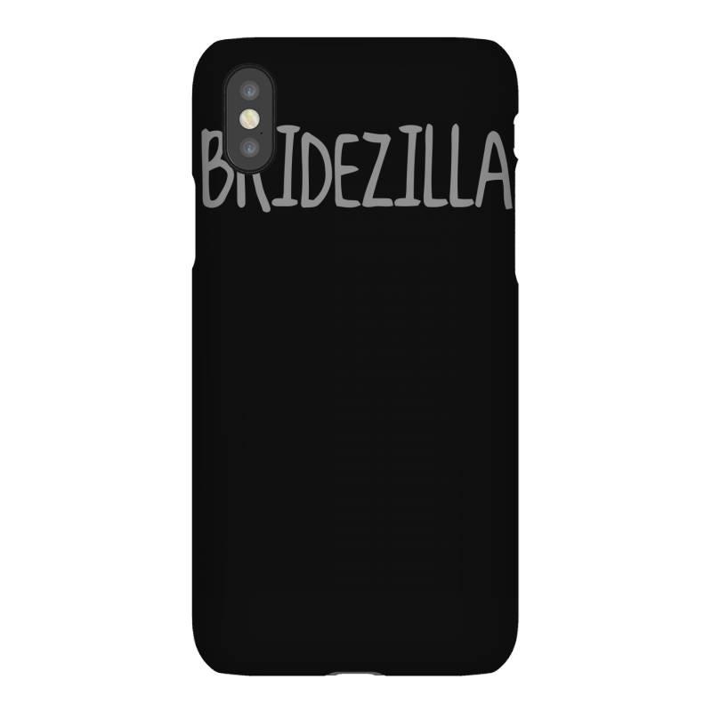 Bridezilla Iphonex Case | Artistshot