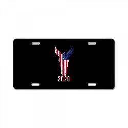 2020 election License Plate | Artistshot