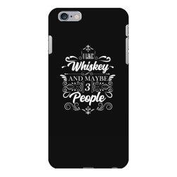 Whiskey, peat, single malt iPhone 6 Plus/6s Plus Case | Artistshot