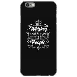 Whiskey, peat, single malt iPhone 6/6s Case | Artistshot