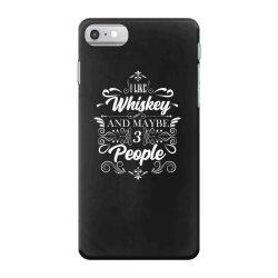 Whiskey, peat, single malt iPhone 7 Case | Artistshot