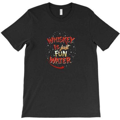 Whiskey, Single Malt, Blended T-shirt Designed By Cuser2870