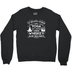 Whiskey, peat, single malt Crewneck Sweatshirt   Artistshot