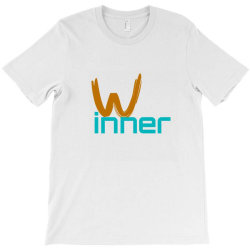 Winner T-Shirt | Artistshot