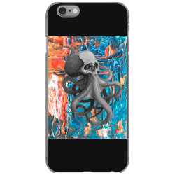 skullsquid abstract classic t shirt iPhone 6/6s Case | Artistshot