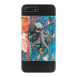 skullsquid abstract classic t shirt iPhone 7 Plus Case | Artistshot