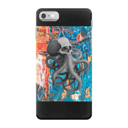 skullsquid abstract classic t shirt iPhone 7 Case | Artistshot