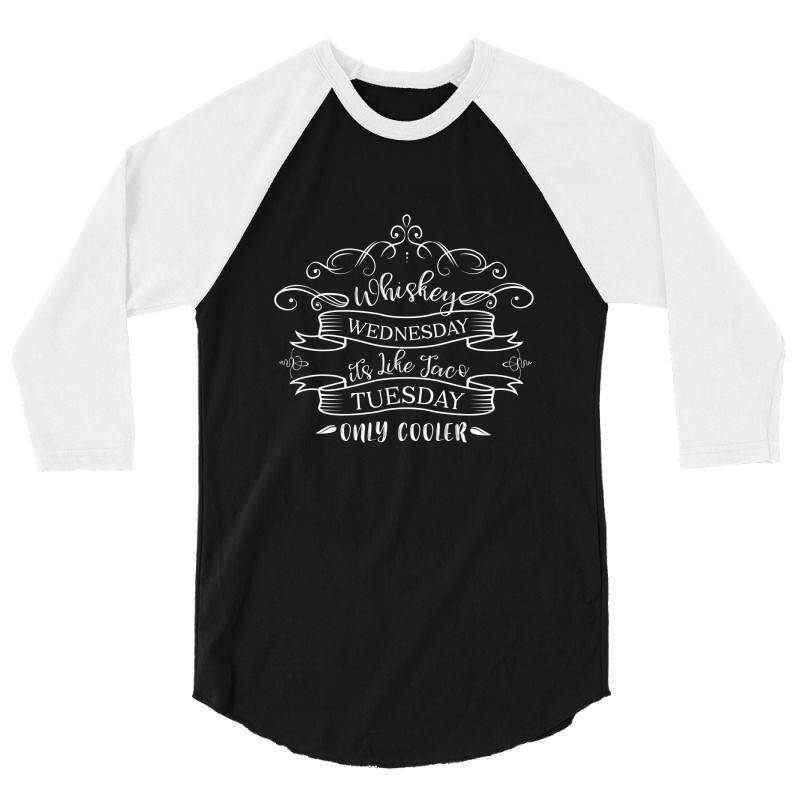 Whiskey, Drink, Party 3/4 Sleeve Shirt | Artistshot