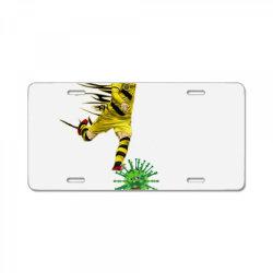 Hit Corona License Plate | Artistshot