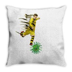 Hit Corona Throw Pillow | Artistshot