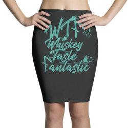 Whiskey, water of life, peat Pencil Skirts   Artistshot