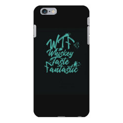Whiskey, water of life, peat iPhone 6 Plus/6s Plus Case | Artistshot