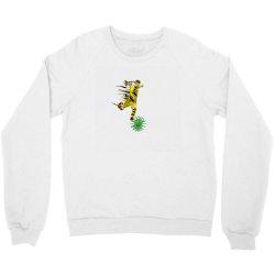 Hit Corona Crewneck Sweatshirt | Artistshot