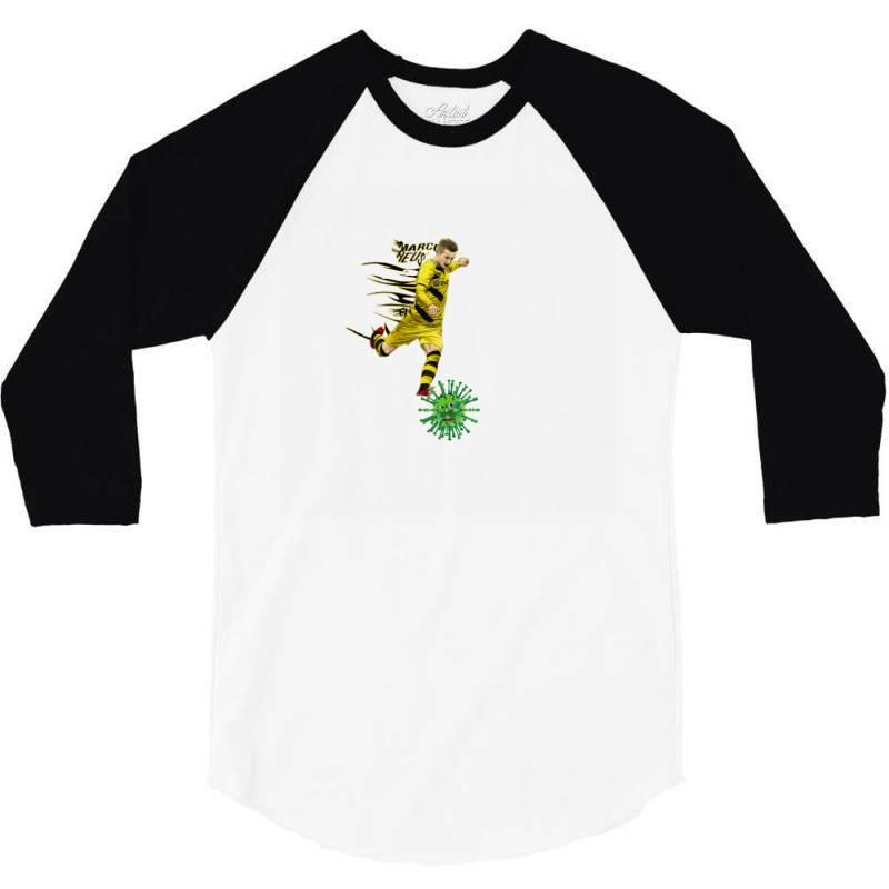Hit Corona 3/4 Sleeve Shirt | Artistshot