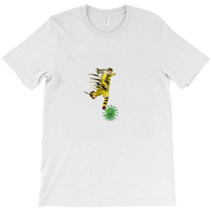 Hit Corona T-shirt Designed By Sumanthgupta