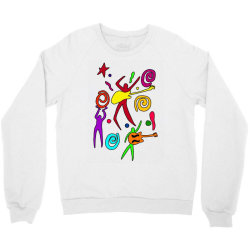rock n roll classic t shirt Crewneck Sweatshirt | Artistshot