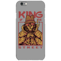 King of the street iPhone 6/6s Case | Artistshot