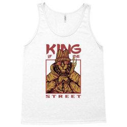 King of the street Tank Top   Artistshot