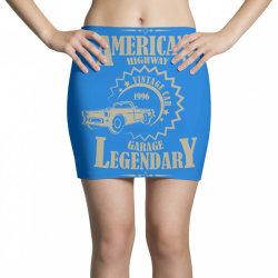 American's higway garage legendary Mini Skirts | Artistshot