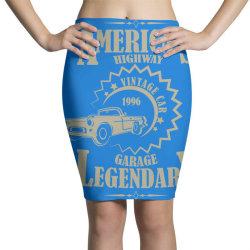 American's higway garage legendary Pencil Skirts | Artistshot