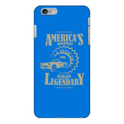 American's higway garage legendary iPhone 6 Plus/6s Plus Case | Artistshot