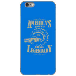 American's higway garage legendary iPhone 6/6s Case | Artistshot