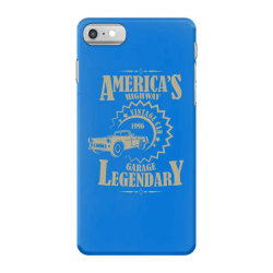 American's higway garage legendary iPhone 7 Case | Artistshot