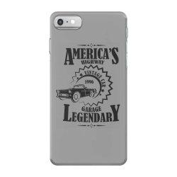 American's higway garage legendary iPhone 7 Case | Artistshot