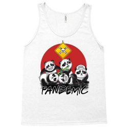 pandemic Tank Top | Artistshot