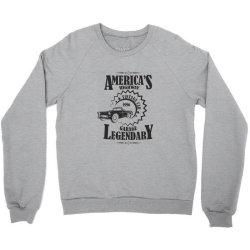 American's higway garage legendary Crewneck Sweatshirt | Artistshot
